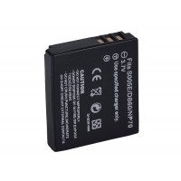 New Battery For CGA-S005 DMW-BCC12 1200mAh