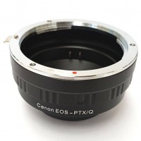 Canon EOS to Pentax Q Mount Adapter