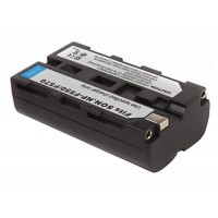 Battery For Sony NP-F550 NP-F570 2600mAh
