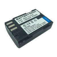 High Capacity D-Li109 Battery for Pentax Camera