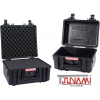 tsunami supertough medium size flight case