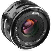 Opteka 35mm f/1.7 Lens for Micro 4/3 M4/3