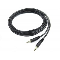 3.5mm male to 3.5mm male AUX stereo audio cable 3m