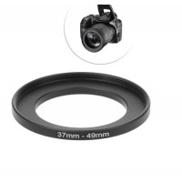 Step up ring 37mm to 49mm