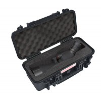 Tsunami Waterproof Hard Plastic Carrying Equipment Case For Telescope etc