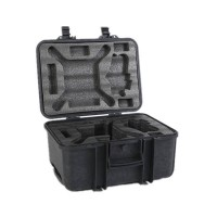 Tsunami Waterproof Hard Plastic Carrying Equipment Case For DJI and Drones