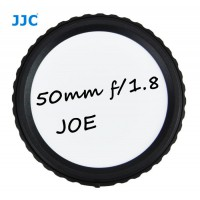 Writable Rear Lens Cap For Canon EOS EF and EF-S Lenses