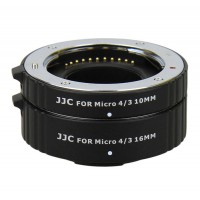 Automatic Extension Tube for Panasonic and Olympus Micro 4/3 m4/3 mount