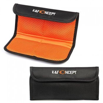 K&F Concept UV CPL FLD ND2 ND4 ND8 67mm Filter Kit