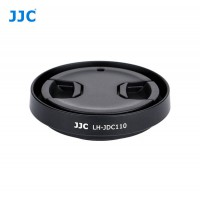 JJC LH-JDC110 Lens Hood replaces LH-DC110 for Canon PowerShot G1X Mark III