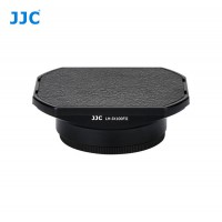 JJC Professional Lens Hood & Adapter Ring Kit replaces Fujifilm LH-X100