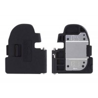 Replacement Camera Battery Door Cover Lid Cap Repair Part For Canon EOS 5D