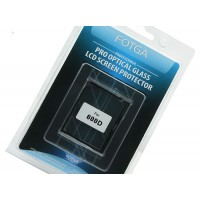 LCD Screen Protector optical glass Canon 600D