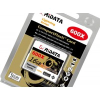 RiDATA 16GB Professional 600X Super high Speed Lightening Compact Flash Card