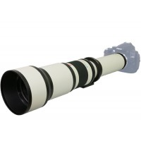 Elite Series 650-1300mm f/8 Lens for Canon Nikon Sony Olympus etc