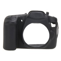 Protective Rubber Silicone sleeve Camera Case Cover skin for Canon EOS 70D