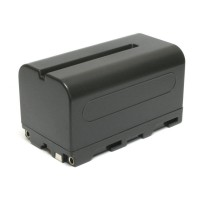 Battery For Sony NP-F750 NP-F770 5200mAh Long Life