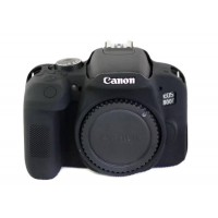 Protective Rubber Silicone sleeve Camera Case Cover skin for Canon 800D