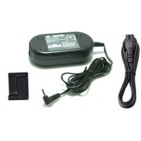 AC Power Adapter for Canon PowerShot G10 G11 G12 SX30 IS Cameras