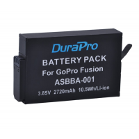 Durapro GOPRO Fusion Battery
