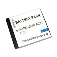 Quality Replacement For Panasonic DMW-BCK7E 900mah