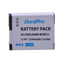 Durapro DMW-BCM13E Battery for Panasonic camera