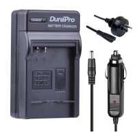 Durapro Brand Car and Wall Charger for Panasonic DMW-BCM13E