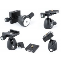 Beike BK-01 Pro Camera Tripod Ball Head KS-0 KS-O