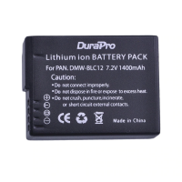 Durapro DMW-BLC12 Battery for Panasonic camera
