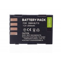 Battery DMW-BLF19 for Panasonic GH3 & Gh4 GH5