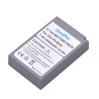 Durapro Camera Battery For Olympus PS-BLS5