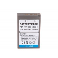 Battery for OLYMPUS PS-bls5 PS-BLS1 High Capacity