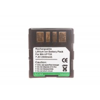 BN-VF733 Battery For JVC  2300mAh