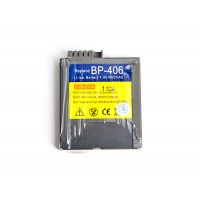 BP-406 Battery For Canon Camcorder 600mAh