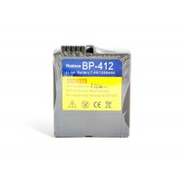 BP-412 Battery For Canon Camcorder 1250mAh