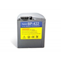BP-422 Battery For Canon Camcorder 2500mAh