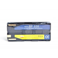 BP-608 Battery For Canon 900mAh
