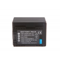 BP-727 Battery for Canon  VIXIA HF R406 HFM50 HFM52 HFM500