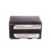 BP-970G Battery for CANON DC 6000mAh