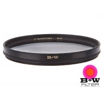 B+W 58mm F-PRO Circular Polarizing Filter