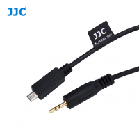 JJC Shutter Release Cable for FUJIFILM HS50EXR compatible cameras