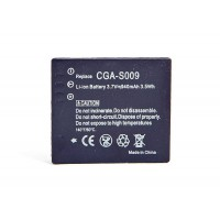 CGA-S009 Battery For PANASONIC 940mAh