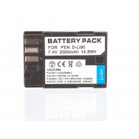 D-LI90 Battery For Pentax K5 K7 DSLR Camera