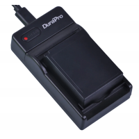 DuraPro Brand USB Camera Battery Charger For panasonic DMW-BLC12 Battery
