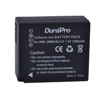 Durapro DMW-BLG10E Battery for Panasonic camera