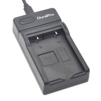 DuraPro Brand USB Camera Battery Charger For panasonic DMW-BLH7E