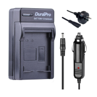 Durapro Brand Car and Wall Charger for panasonic DMW-BLJ31 Batteries