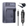 Durapro Car and Wall Charger for Panasonic DMW-BLJ31