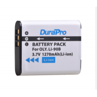 Durapro Camera Battery For Olympus Li-90B