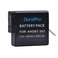 Durapro Replacement  battery for GoPro HERO5 HERO6